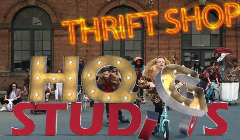 HQG Studios – Thrift Shop