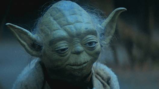 Sad Yoda