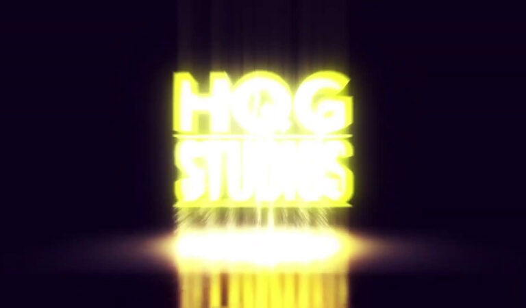 The Weeknd – Blinding Lights (by HQG Studios)