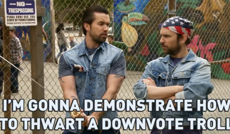 It's Always Sunny in High Quality Gifs