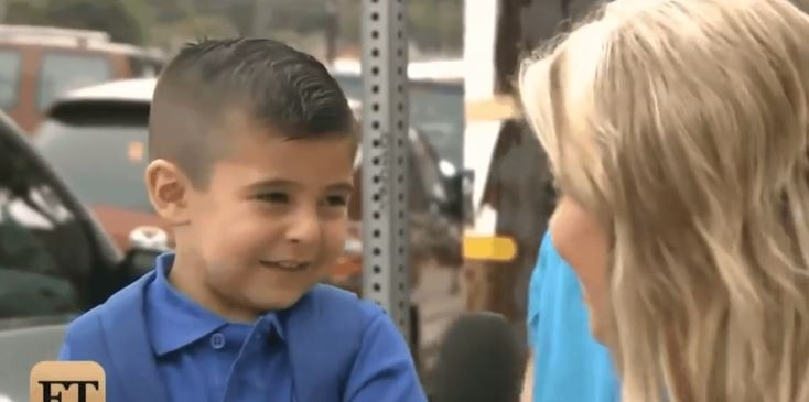 Boy Crying Interview gif